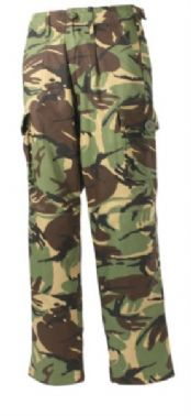 SOLIDER 95 DPM ( Camo ) COMBAT TROUSERS